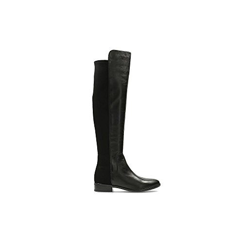 Clarks-Caddy-Belle-Womens-Long-Boots-0
