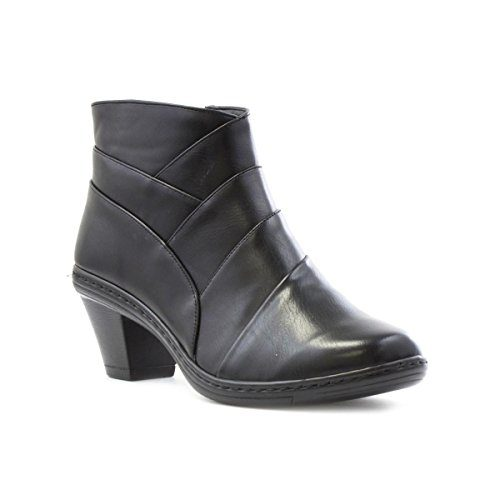 Cushion-Walk-Womens-Ankle-Boot-in-Black-0