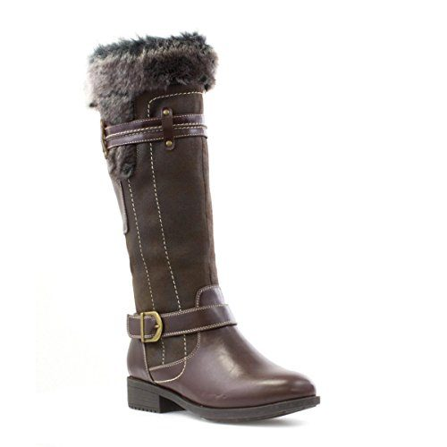 Cushion-Walk-Womens-Casual-Boot-in-Brown-0