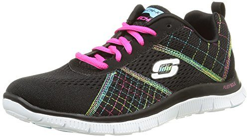 Skechers-Flex-Appeal-Totally-Fab-Womens-Fitness-Shoes-0