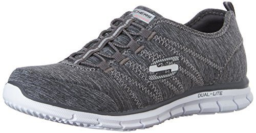 Skechers-Glider-electricity-Womens-Trainers-0